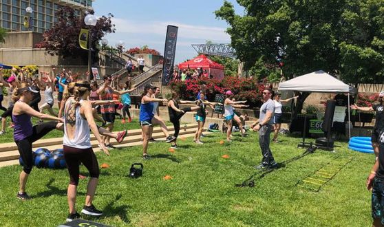 Doctors Found America's Fittest City