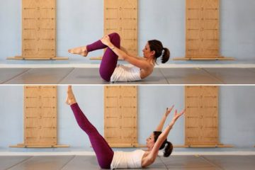 Classic Pilates Moves